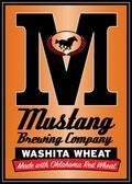 Mustang Washita Wheat