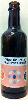 N�rrebro Tripel de Lente Sauternes Barrel