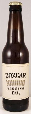 Boxcar Original Ale