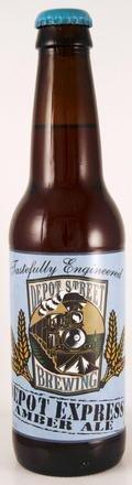 Depot Street Depot Express Amber Ale