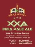 Bier Factory Rapperswil XXA Xtra Bitter Strong Ale