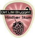 Det Lille Bryggeri Hindb�r Skum - Fruit Beer