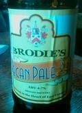 Brodies Pecan Pale