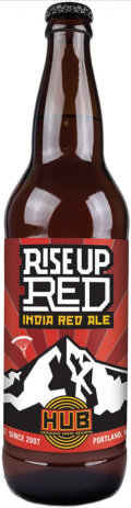 Hopworks Rise-Up Red Ale - Amber Ale