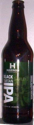 Harmon Black Tartan IPA - Black IPA