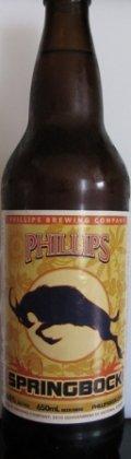 Phillips Springbock - Heller Bock