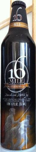 16 Mile Blues� Golden Ale