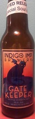 Indigo Imp Gatekeeper (Sour Ale)