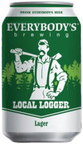 Everybody�s Local Logger Lager - Premium Lager