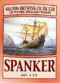Nelson Spanker - Bitter
