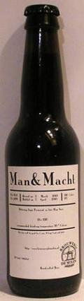 De Molen Man & Macht (Man & Power) - Stout