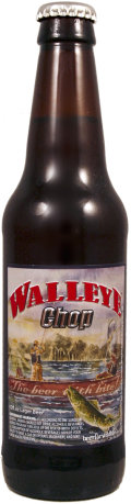 Walleye Chop Lager
