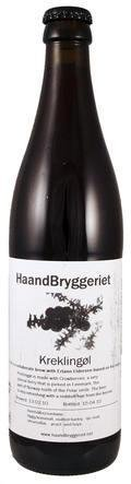 HaandBryggeriet Krekling�l (-2012) - Fruit Beer