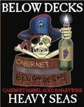 Heavy Seas Mutiny Fleet Below Decks Cabernet Barrel Aged - Barley Wine