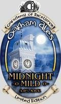 Oakham Midnight Mild