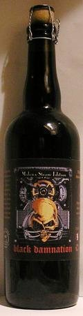 De Molen Black Damnation Molen�s Steam Edition - Imperial Stout