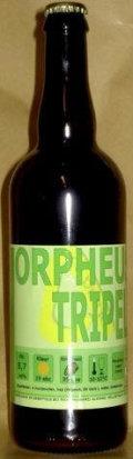 Alvinne Morpheus Tripel - Abbey Tripel