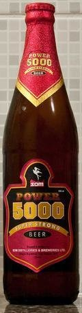 Power 5000 Super Strong Beer