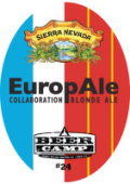 Sierra Nevada Beer Camp EuropAle - Golden Ale/Blond Ale