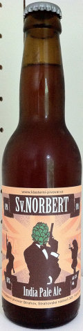 Svat� Norbert IPA - India Pale Ale (IPA)