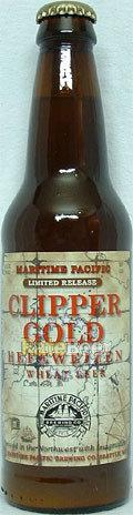 Maritime Pacific Clipper Gold Hefeweizen