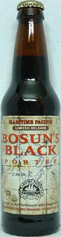 Maritime Pacific Bosun�s Black Porter