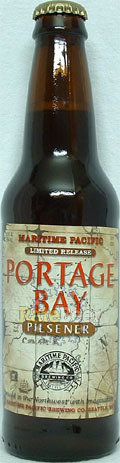 Maritime Pacific Portage Bay Pilsner