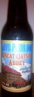 Highland Grove Park Inn�s Great Gatsby Abbey - Belgian Ale