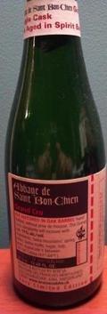 BFM Abbaye de Saint Bon-Chien Grand Cru 2009 (Spirit Barrel)