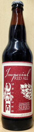 Epic Imperial Red Ale - American Strong Ale
