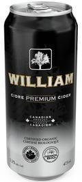 William Premium Cider