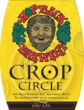 Hop Back Crop Circle