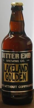 Bitter End Lakeland Best Gold