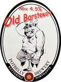 Potbelly Old Barsteward - Bitter