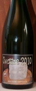 Cantillon Zwanze (2010) Blanche de Quenast BHV