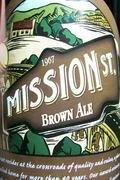 Mission Street Brown Ale