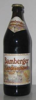 Meusel-Br�u Bamberger Landrauchbier - Smoked
