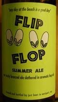 Just Beer Flip Flop Summer Ale