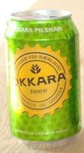 Okkara Pilsnari - Pilsener