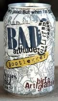 Bad Attitude Bootlegger - California Common