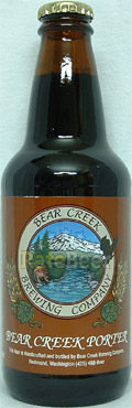 Bear Creek Porter