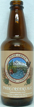 Bear Creek Twin Creeks Bourbon Ale - American Strong Ale