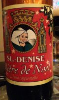 St. Denise Bi�re de No�l - Belgian Strong Ale