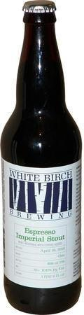 White Birch Espresso Imperial Stout