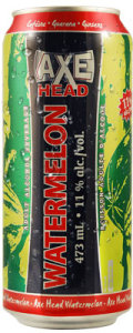 Axe Head Watermelon - Malt Liquor