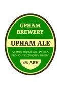 Upham Ale - Bitter
