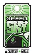 Red Eye Green Sky Wisconsin Wheat Ale