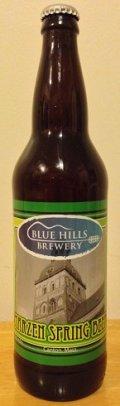 Blue Hills Marzen Spring Beer - Oktoberfest/M�rzen