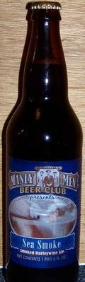 Manly Men Beer Club Sea Smoke