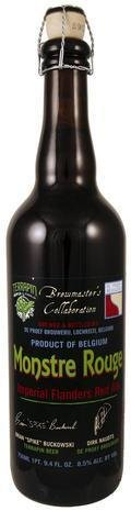 De Proefbrouwerij Monstre Rouge - American Strong Ale